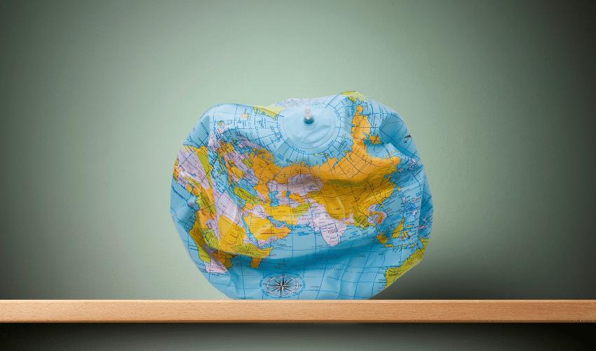 Global - chaos to calm
